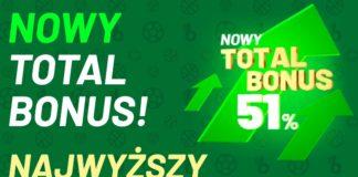 promocja bonus premia totalbet